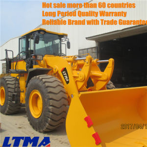 Ltma Chinese Manufacturer Wheel Loader 5 Ton Front Loader for Sale pictures & photos