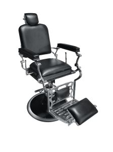 Factory Outlet Rotary Chair with Optional Colors and Leaters Salon Chair pictures & photos
