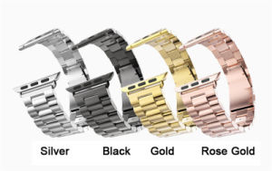 38mm 42mm Stainless Steel Watch Band for Apple Watch Strap Wristband pictures & photos