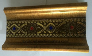 fashion Iraqi Design PS Cornice Moulding for Home Decoration pictures & photos