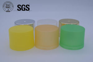 Yellow Plastic Lid for Bottle Cans pictures & photos