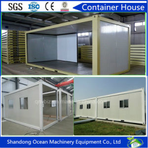 Prefab Container House for Labor Camp with Kitchen Toilet Clinic Ablution Hospital pictures & photos