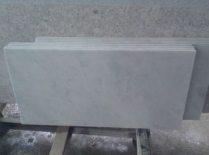 Hunan White China Carrara Marble for Slab, Flooring Tiles pictures & photos