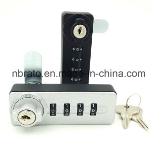 Resettable Digital Lock with Master Key pictures & photos