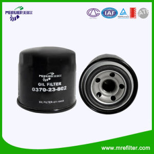 Auto Parts Oil Filter 0370-23-802 for Nissan Car pictures & photos