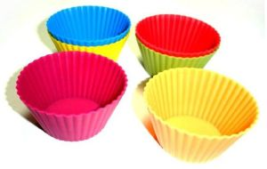 Silicone Cup Cake Mould pictures & photos