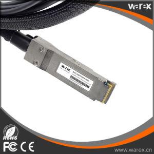 QSFP-4SFP10G-CU2M Compatible Direct Attach Copper Breakout Cable 2M pictures & photos