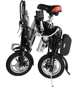Rechargeable Cheap Electric Folding Bike pictures & photos