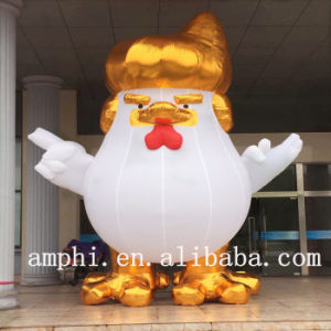 Giant Inflatable Rooster Figure Model/New America President/Trump
