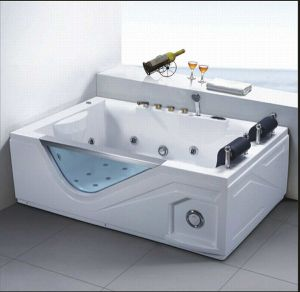 1900mm Jacuzzi with Ce and RoHS for 2 Persons (AT-0729) pictures & photos