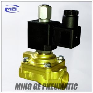 High Pressure Solenoid Valve Blow Valve (Parker 322H35 2Way Normally Open, 40 bar DN20 G3/4, AC220V) pictures & photos