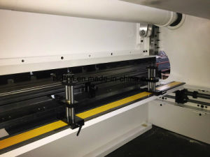 Hydraulic Torsion Bar Press Brake/Bending Machine/Folder Machinewh67y-250/3200) pictures & photos