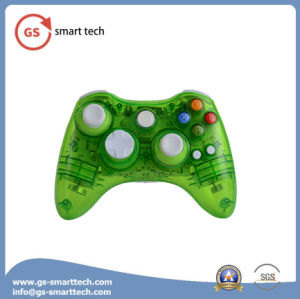 New Flash Color Wireless Game Controller for Microsoft xBox 360 pictures & photos