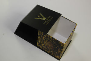 Foil Paper Folding Drawer Model Packing Box pictures & photos