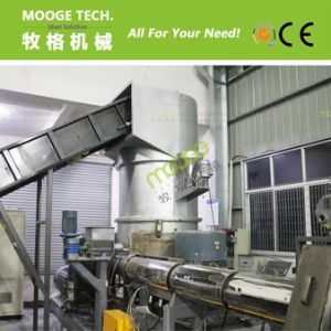Plastic film, woven bags Pelletizing production line pictures & photos