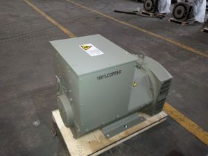 50kVA /40kw Three Phase Brushless Home Generator pictures & photos