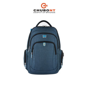 2017 Chubont New Design High Quality Leisure Vertical Backpack pictures & photos