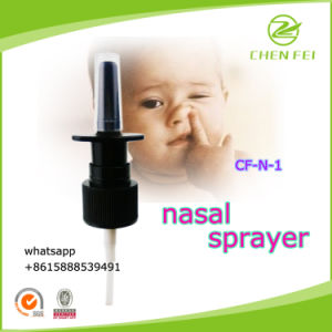CF-N-1 Household Fine Mist Sprayer Medical Plastic Nasal Spray pictures & photos