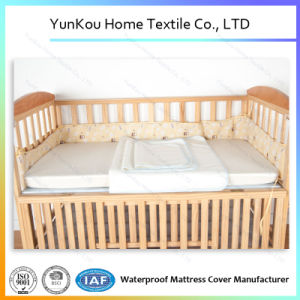 Highly Absorbant Baby Bamboo Fiber Knitted Urine Pad pictures & photos