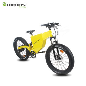New Design 1000W off Road Fat Tire Electric Bicycle pictures & photos