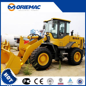 Sdlg 3 Ton Wheel Loader with Good Price (LG933L) pictures & photos