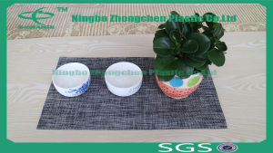 OEM Produce Customized Cotton Table Mat Rubber Placemats pictures & photos