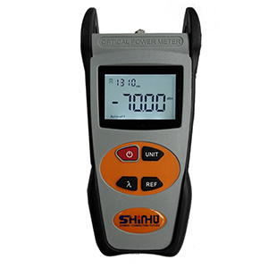 Shinho X-5001 Fiber Optic Power Meter 850-1700nm pictures & photos