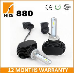 Ce RoHS Car 880 LED Headlight Bulbs pictures & photos