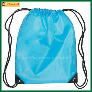 Personalized Promotional Custom 210d Nylon Sports Drawstring Back Pack (TP-dB237) pictures & photos