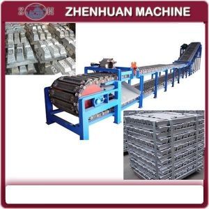 Aluminum Ingot Making Machine with Melting Casting and Stacking Machine pictures & photos