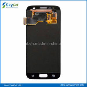 Mobile Phone LCD Touch Screen for Samsung Galaxy S7/G9300 pictures & photos