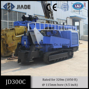 Jd300c Highly Efficient DTH Boring Geothermal Well Drilling Rig pictures & photos