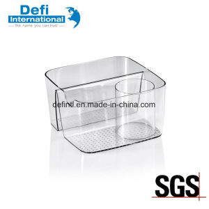 Thickening Double Lattice Plastic Storage Box pictures & photos