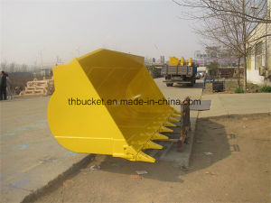 Wheel Loader Bucket with Teeth pictures & photos