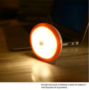 Smart USB LED Wireless PIR Motion Sensor Night Light pictures & photos