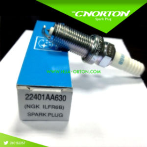 Spark Plug Ilfr6b for Subaru 22401AA630 pictures & photos