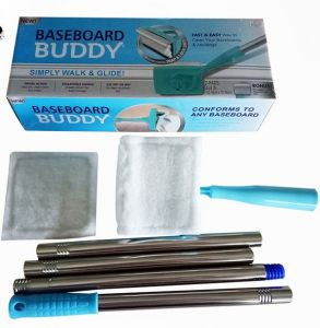 Factory Baseboard Buddy Wholesale Cleaning Tools Multi-Use Cleaning Duster pictures & photos