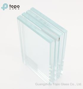 3mm-19mm Crystal Prince Glass / Ultra Clear Low Iron Float Glass (UC-TP) pictures & photos