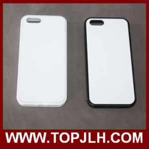 Sublimation PC with Aluminum Customize Phone Case for iPhone 5c pictures & photos