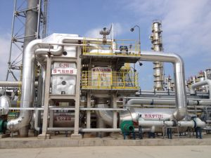 Catalytic Thermal Oxidizer for Petrochemical Plants
