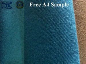 Upholstery Fabric Polyester Warp Suede Velvet Sofa Fabric pictures & photos