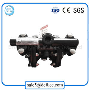 Mini Double Diaphragm Air Operated Pneumatic Mud Pump pictures & photos