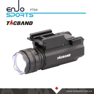 Compact Weapon Flashlight for Handgun Hunting/Tactical, CREE LED, Aluminum Body pictures & photos