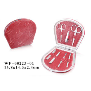 Factory Sale Super Quality Manicure Set with Box From Manufacturer pictures & photos