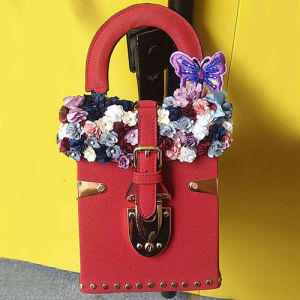 New Style Fashion Handbag Box High Quality PU Leather Shoulder Crossbody Bags for Ladies Sy8445 pictures & photos