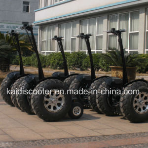 Four Wheels off-Load Electric Scooter Fat Tire 48V 12ah 700W ATV pictures & photos