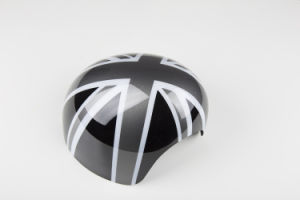 Side Mirror Cover Black Jack for Auto Accessory Mini Cooper pictures & photos