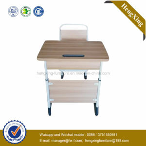 Modern School Furniture--Top Quality Adjustable Desks and Chairs (HX-5CH249) pictures & photos