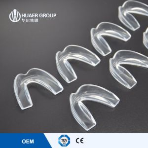 Anti Grinding Dental Custom Moldable Dental Night Mouth Guards pictures & photos