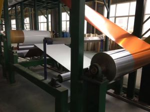 Prepainted Aluminum Coil 3003/3105 for Gutter/ Roofing pictures & photos